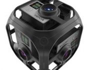 GoPro Unveils 360 Degree Omni Virtual Reality Camera And VR Video Tools Suite At NAB 2016