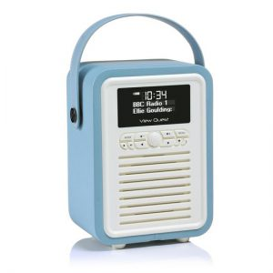 viewquest-retro-mini-bluetooth-speaker-met-dab-radio-blauw