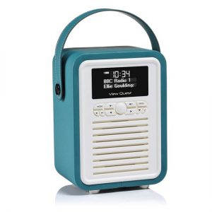 viewquest-retro-mini-bluetooth-speaker-met-dab-radio-blauwgroen