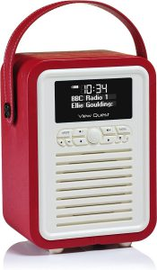 viewquest-retro-mini-radio-bluetooth-dab-red